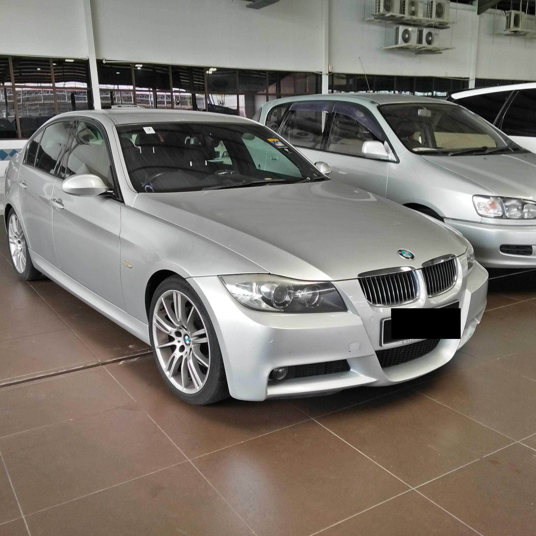 BMW 325i M-Sport
