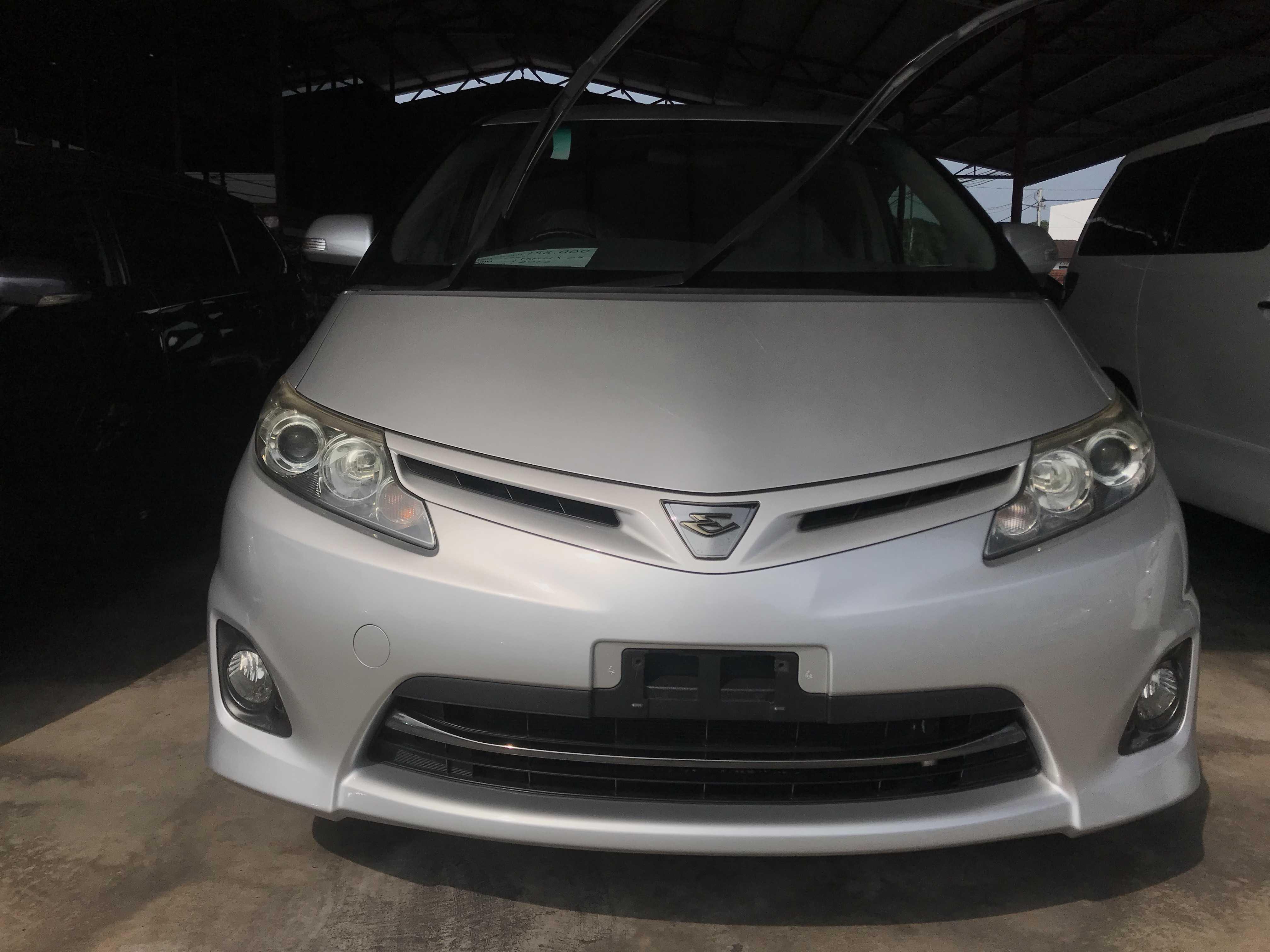 Toyota Estima Aeras 2.4 (A)