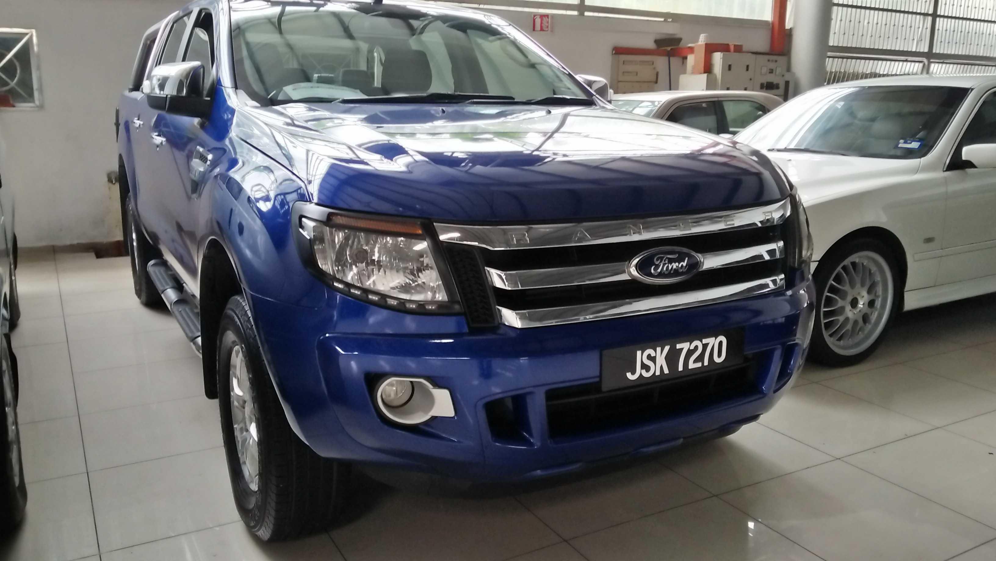 Ford Ranger 2.2L XLT