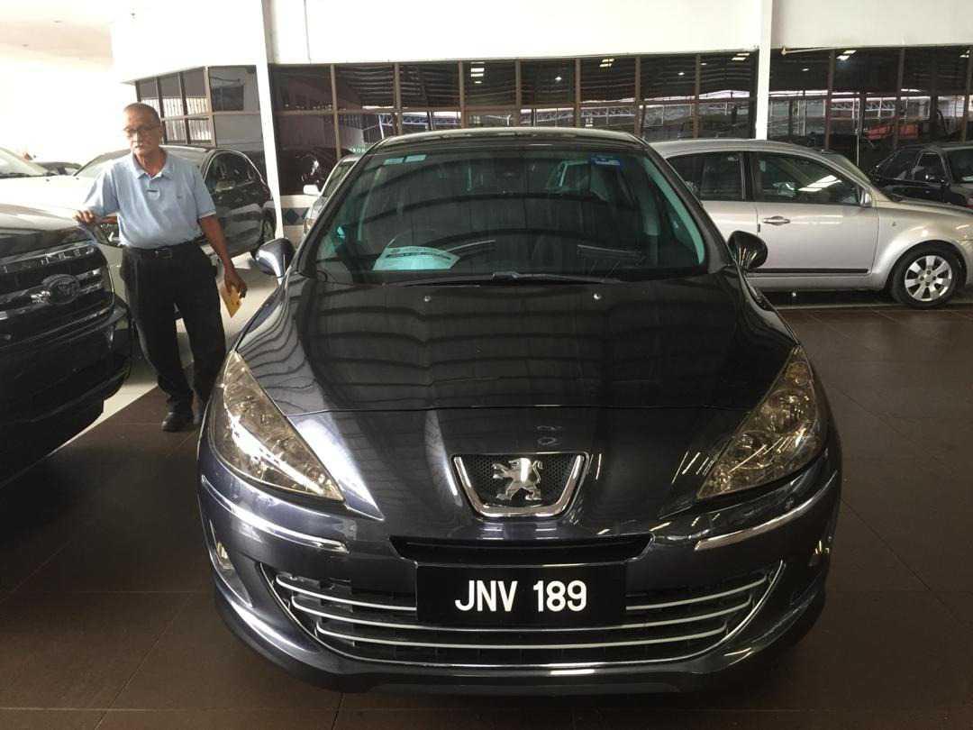 Peugeot 408 2.0 (A)