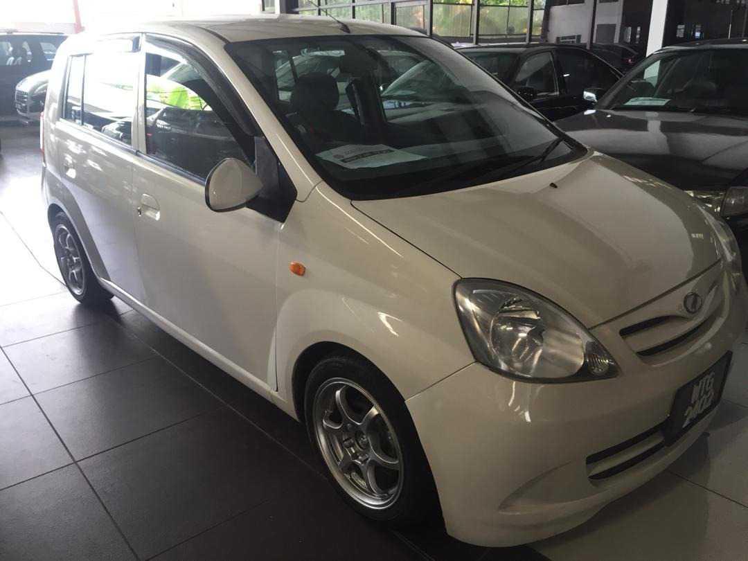 Perodua viva 1000 ez