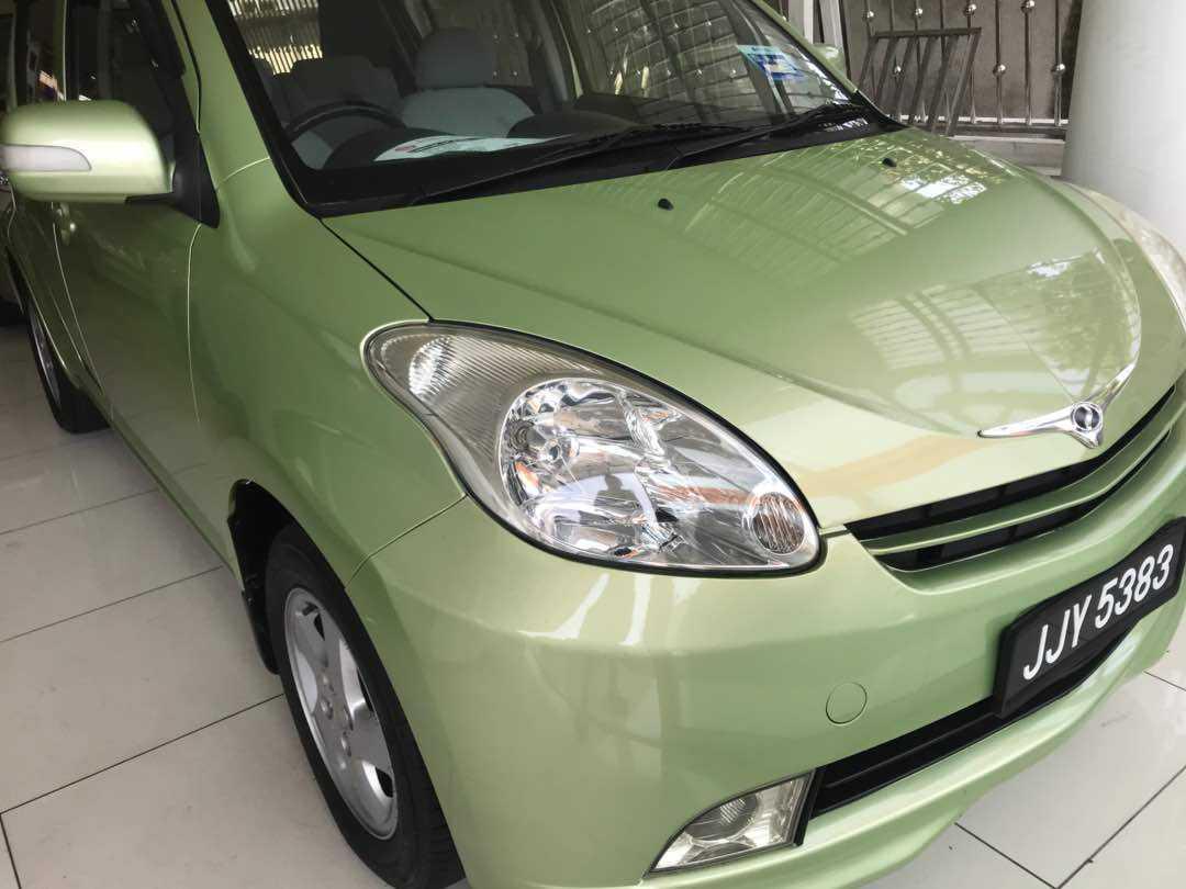 Perodua Myvi 1.3 sx