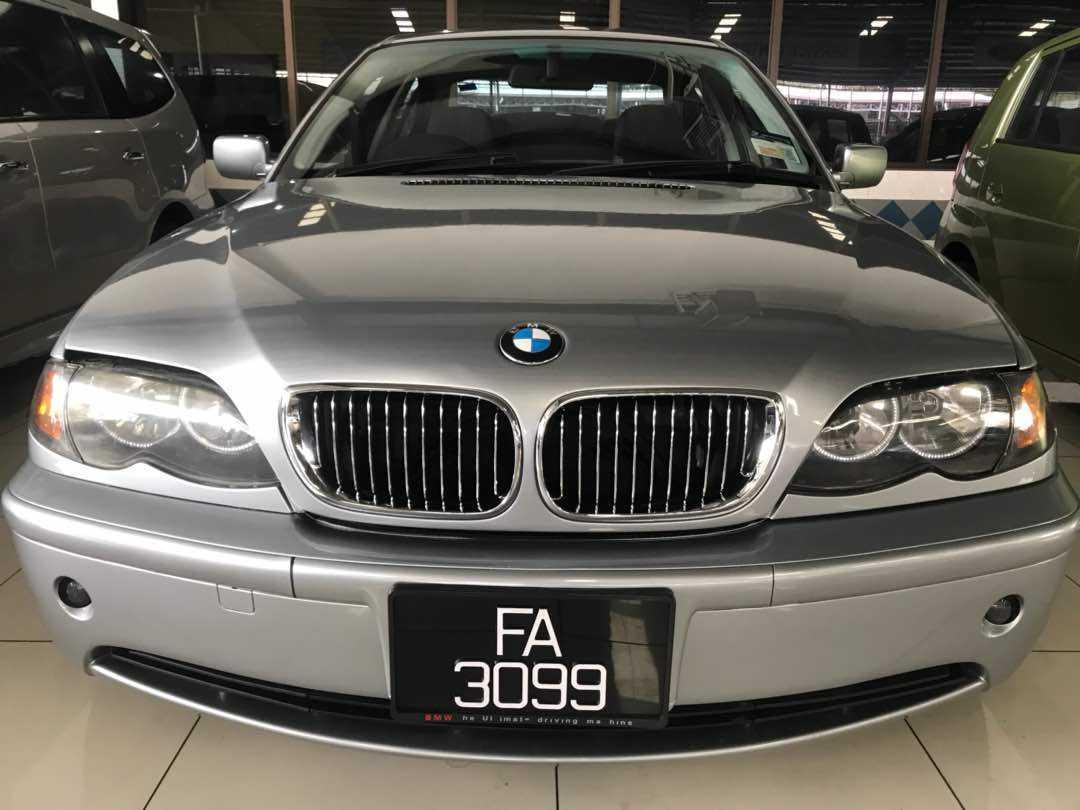 BMW 318i (A) Saloon