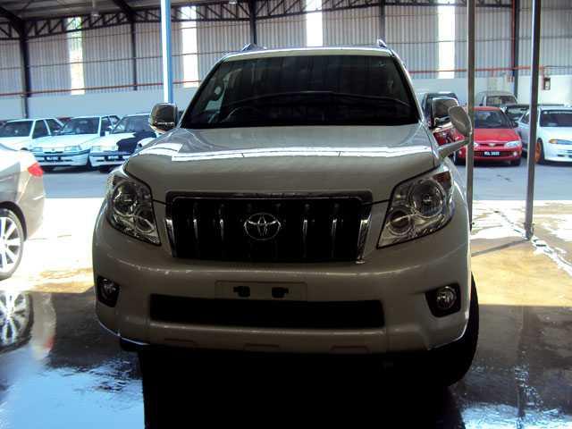 Toyota Land Cruiser Prado (Few Unit Available)