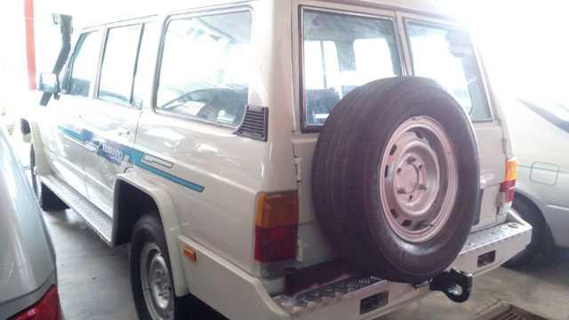 Nissan Jeep (M)