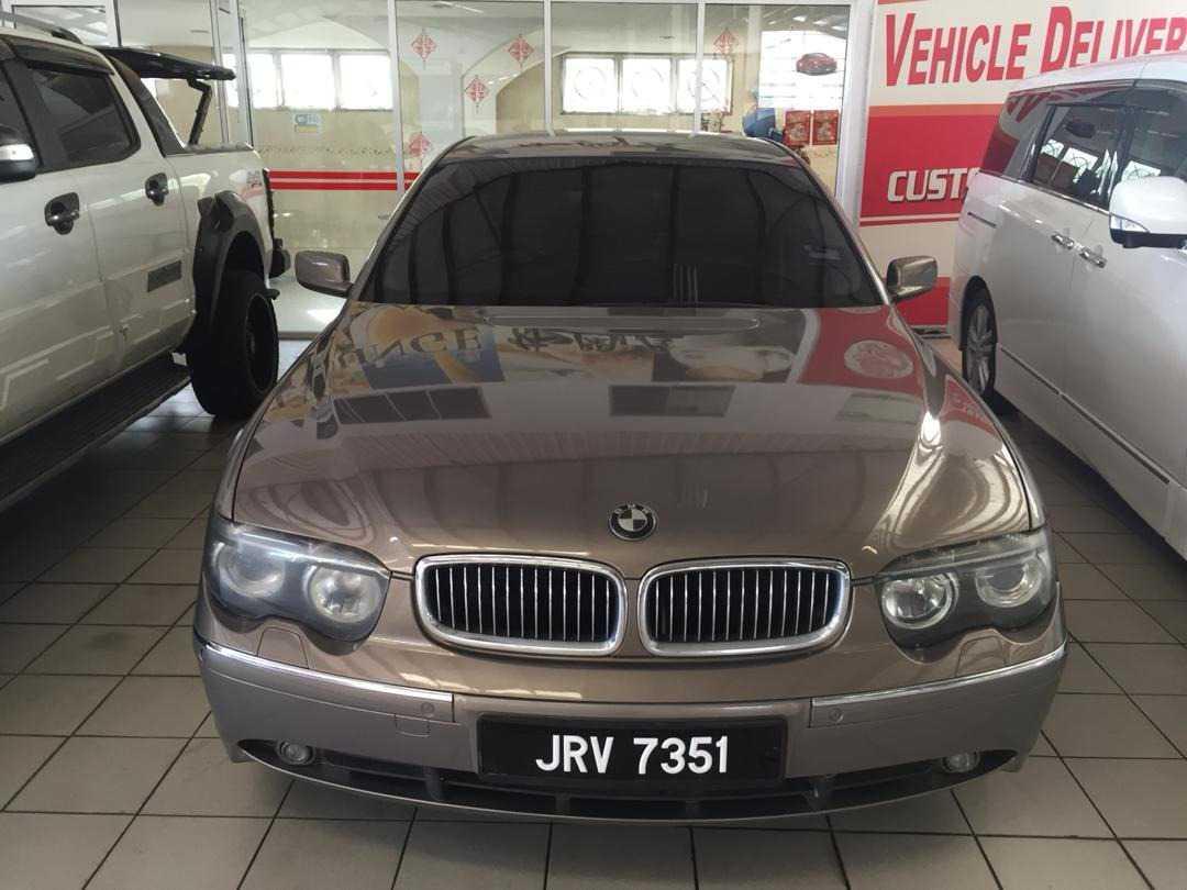 BMW 7351 (A)