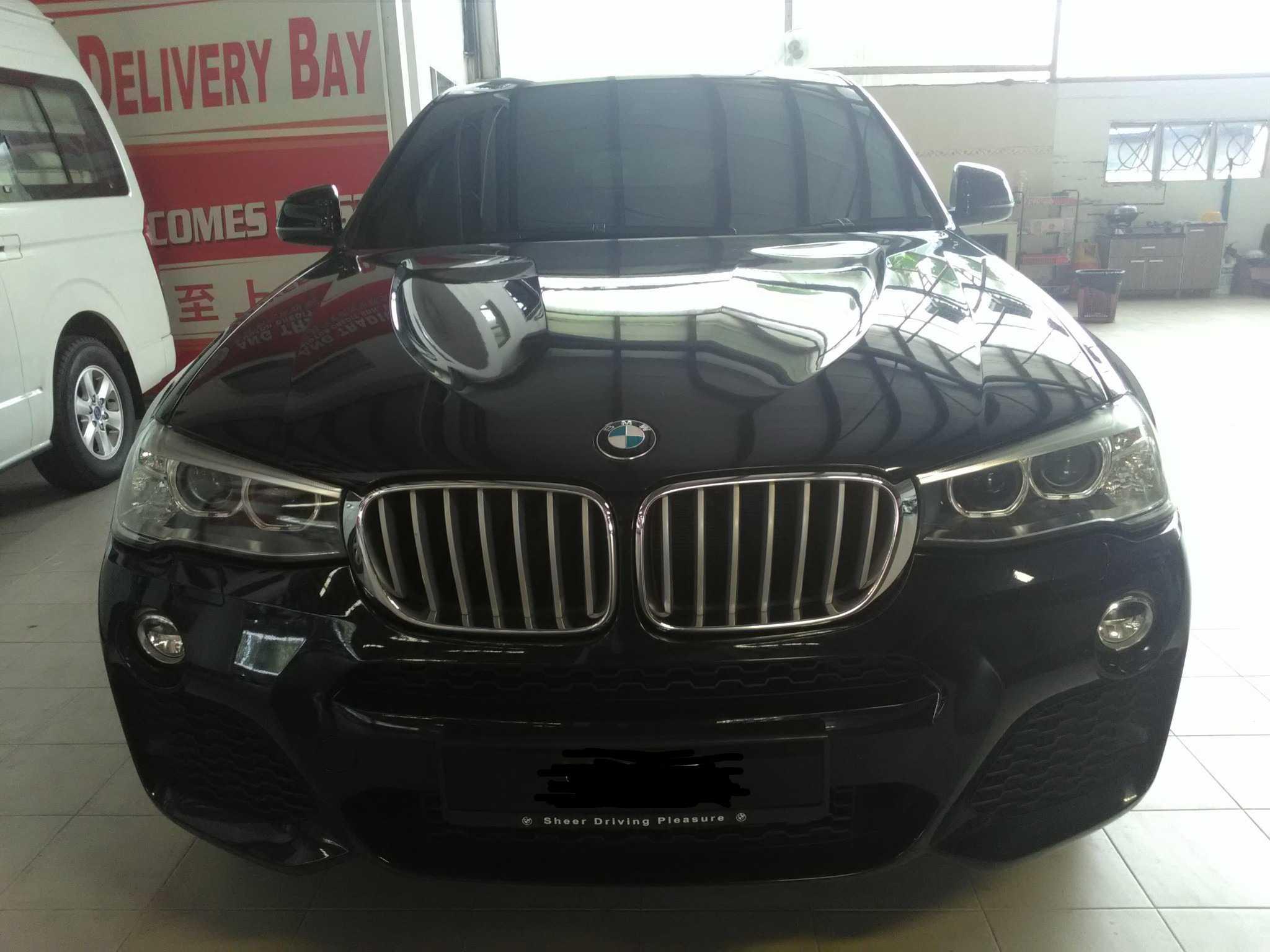 BMW X4 IM SPORT