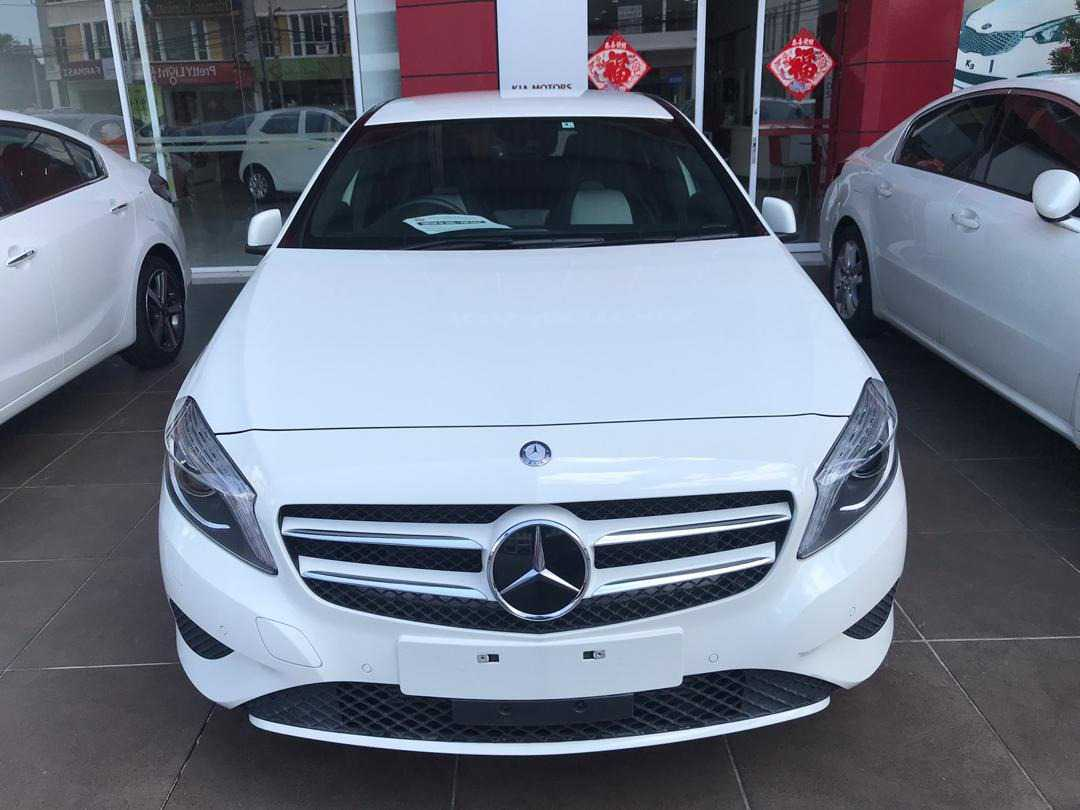 Mercedes A180 (A)