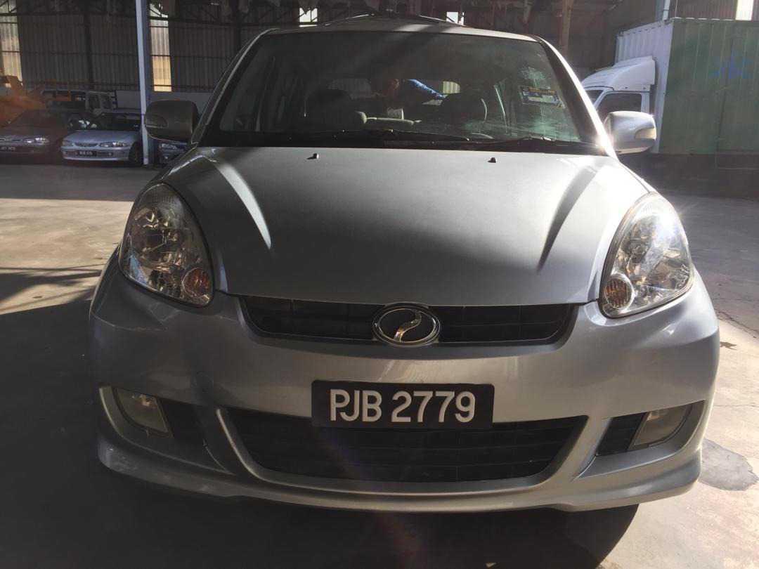 Perodua Myvi 1.3 EZ (Auto)