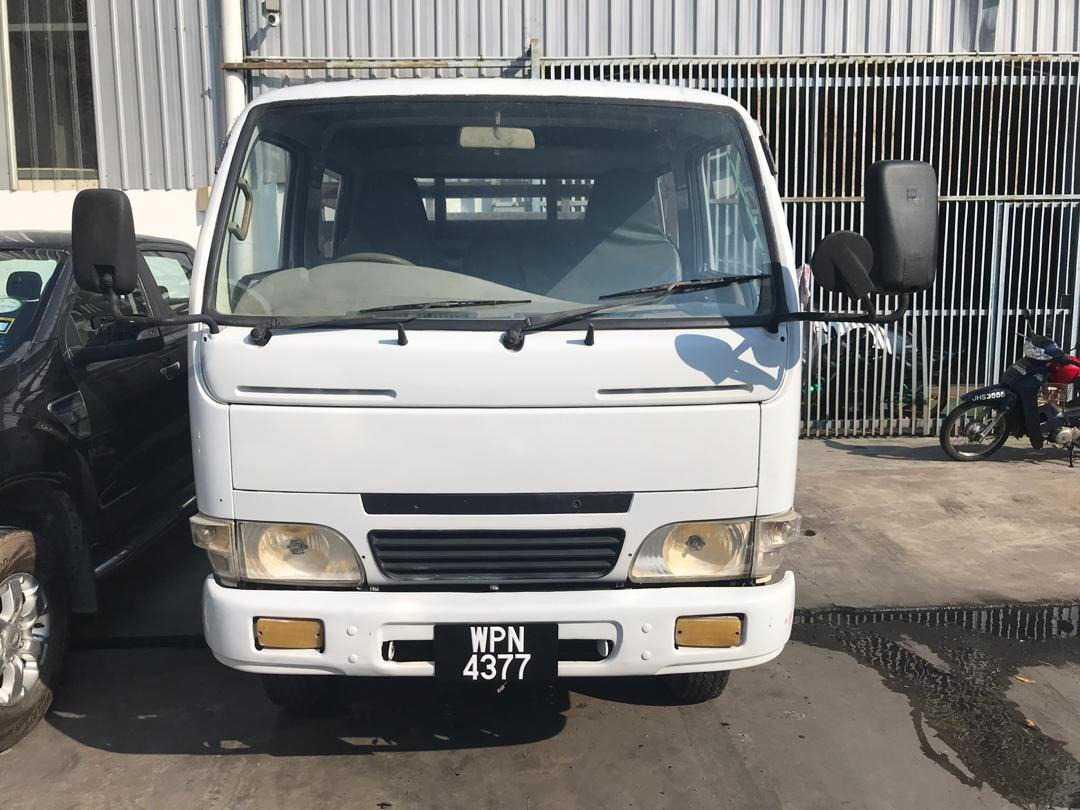Tuah lorry 2.5