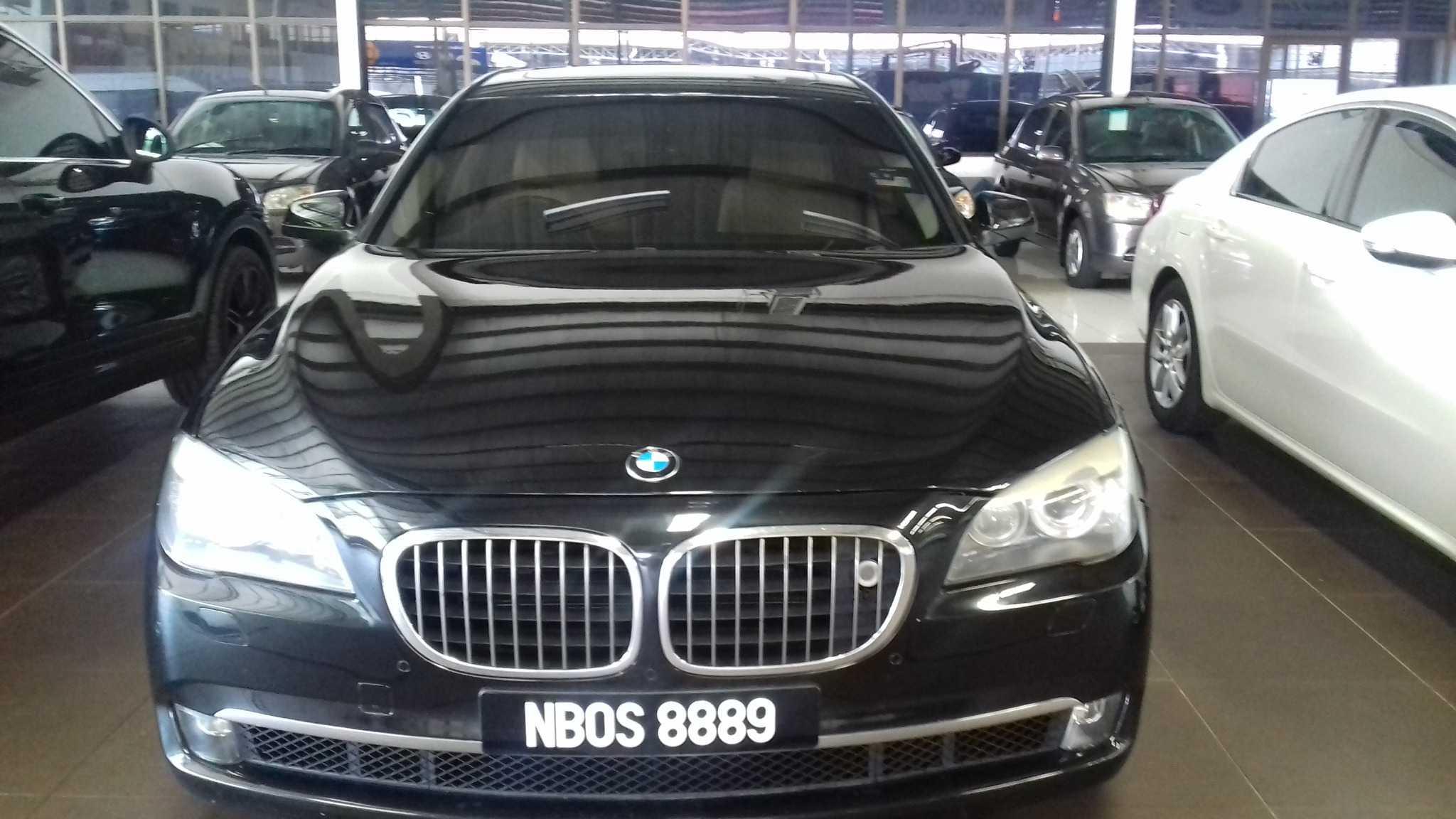 BMW 740iL (A)