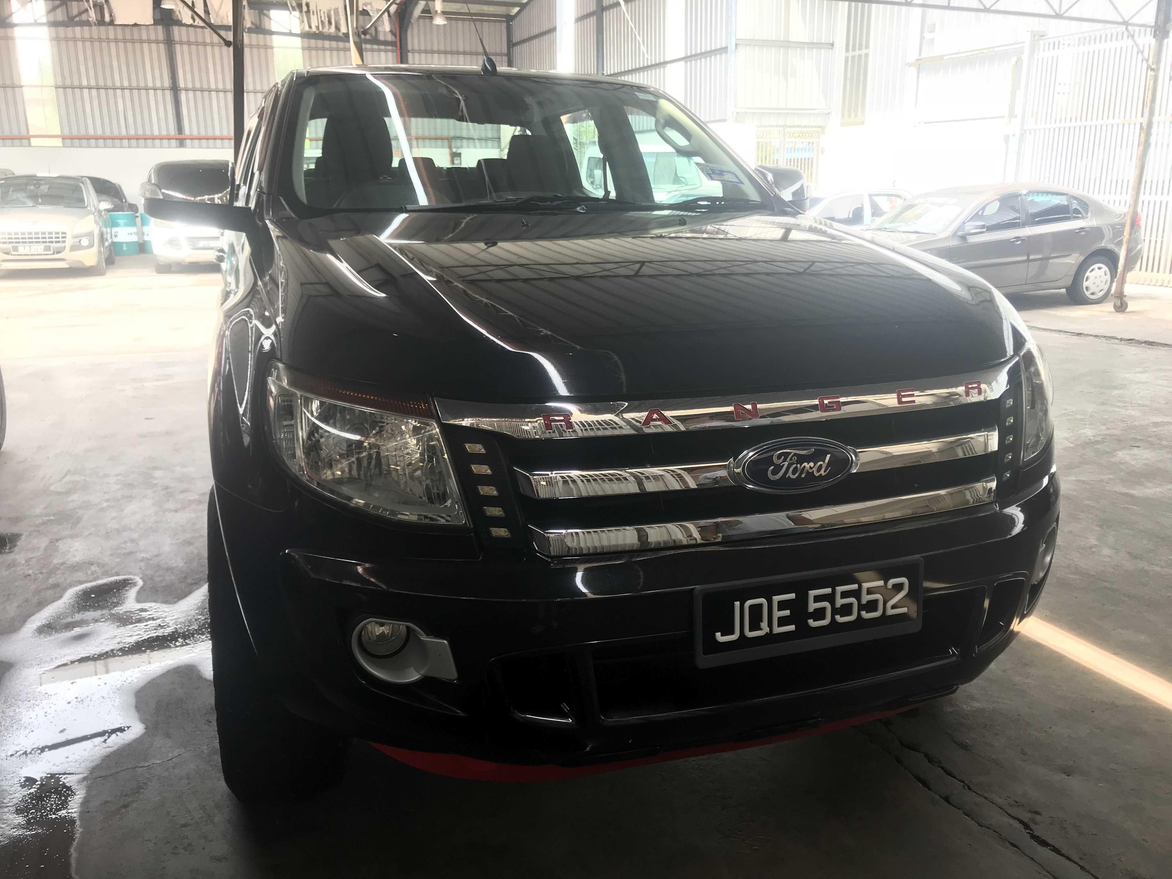 Ford Ranger 2.2 (A)