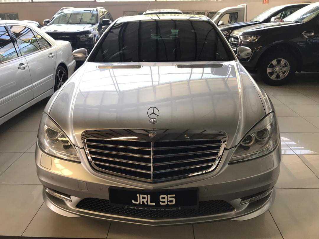 Mercedes Benz S300L