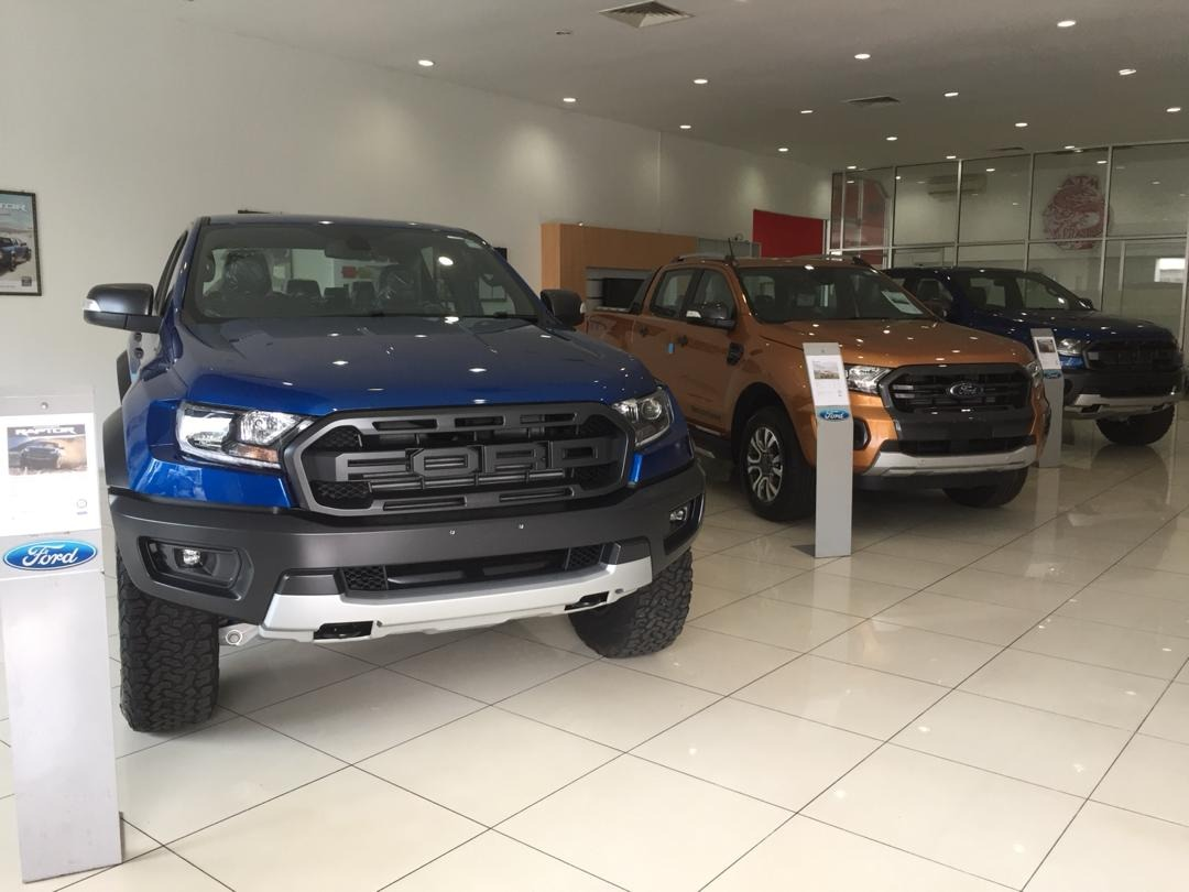 New Launched Ford Ranger Raptor