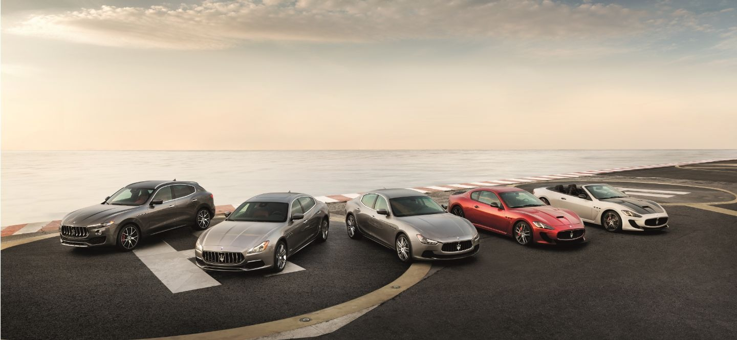 AN INVITATION TO THE MASTERPIECE  BY MASERATI 2017