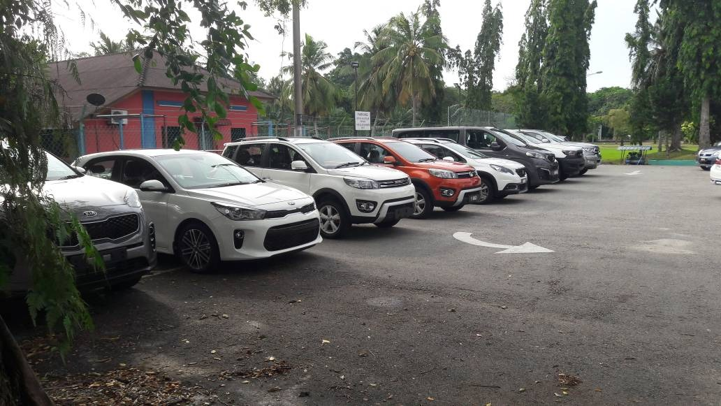 Muar Tanjung Golf Club Road Show
