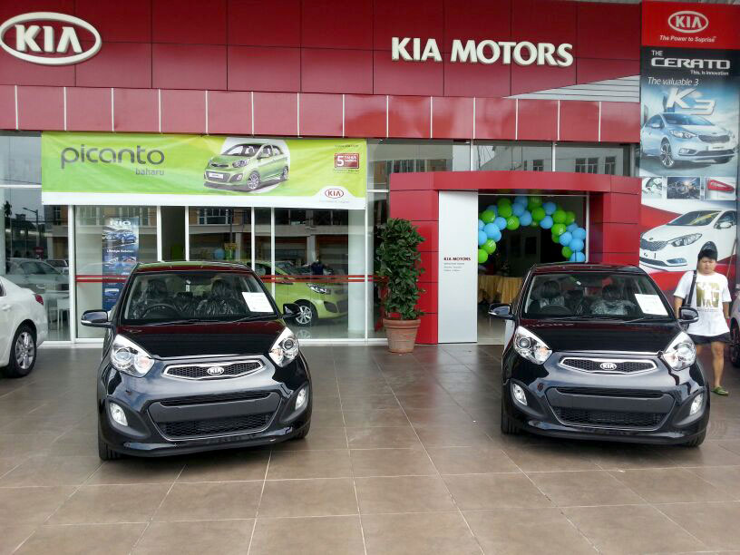 Kia picanto launching event