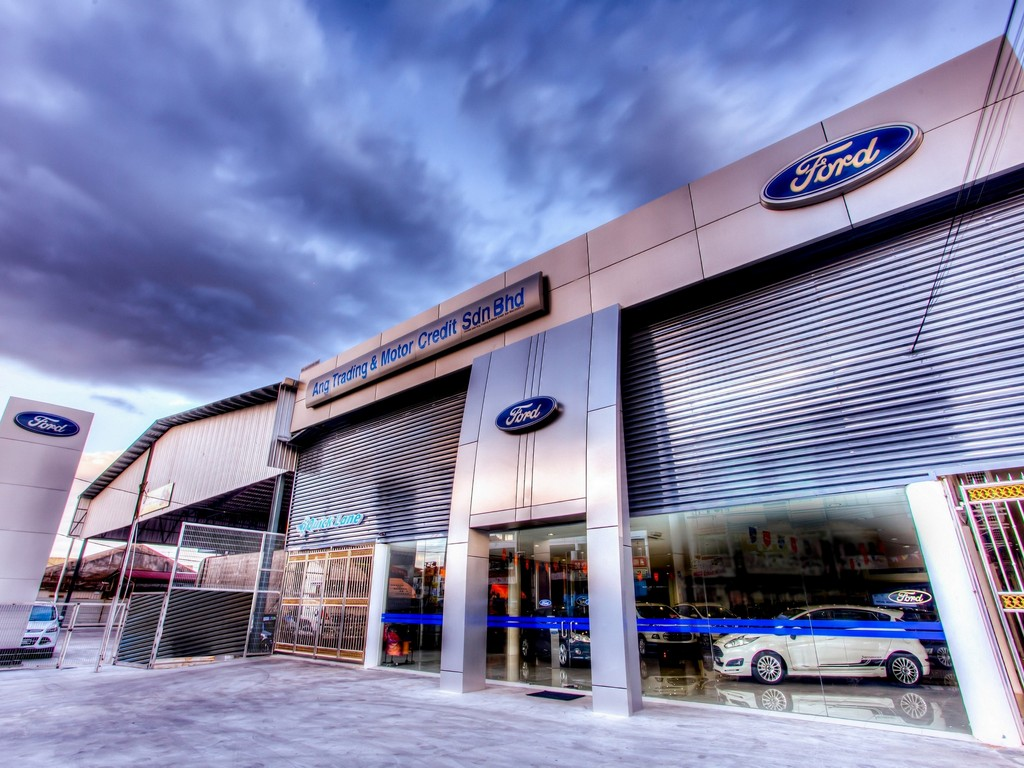 GRAND OPENING OF FORD 4S SHOWROOM BATU PAHAT