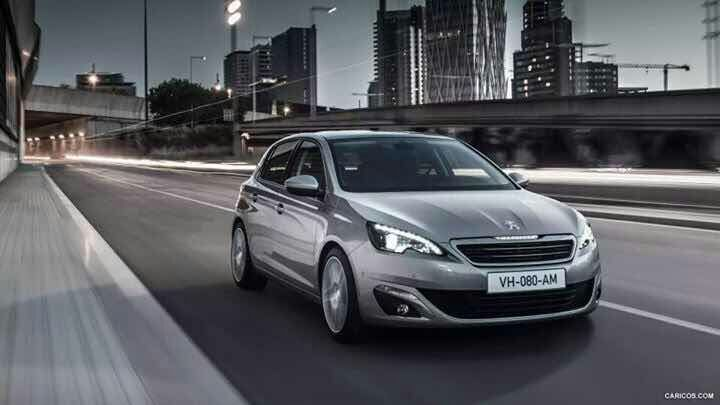 NEW PEUGOT 308 TURBO (T9)
