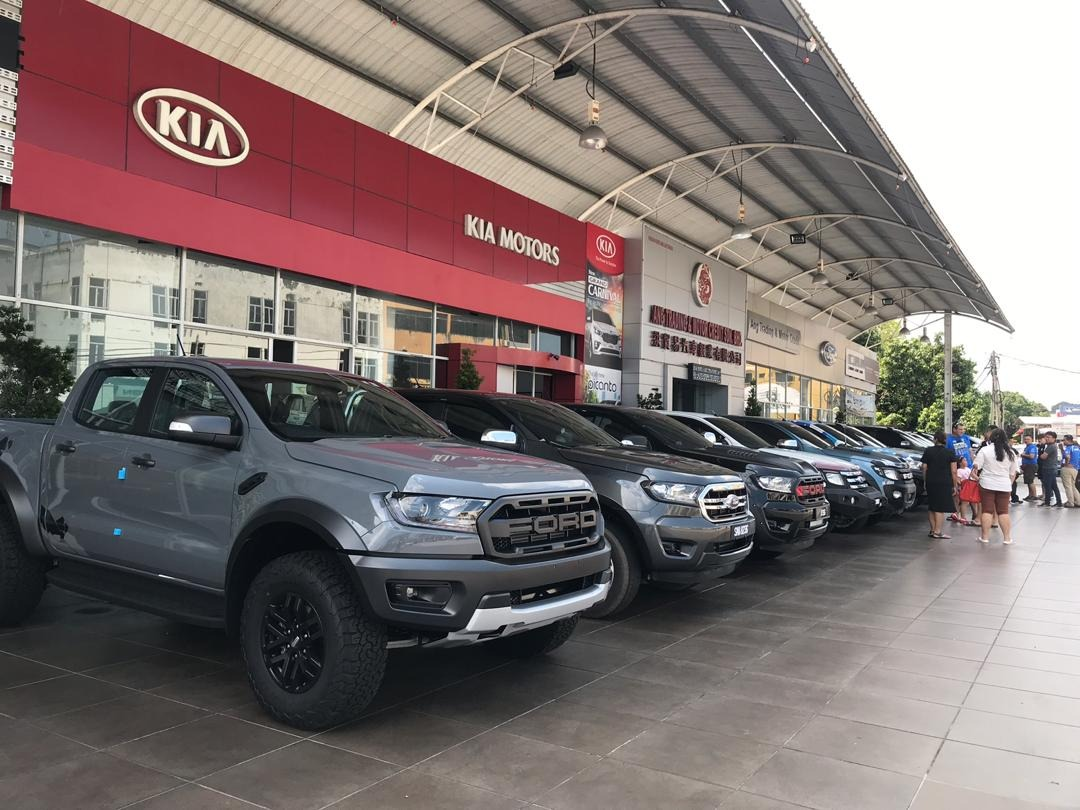 Ford Convoy Club Event