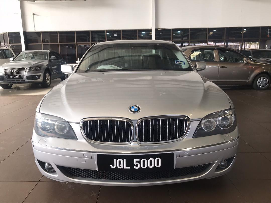 BMW 730LI SE
