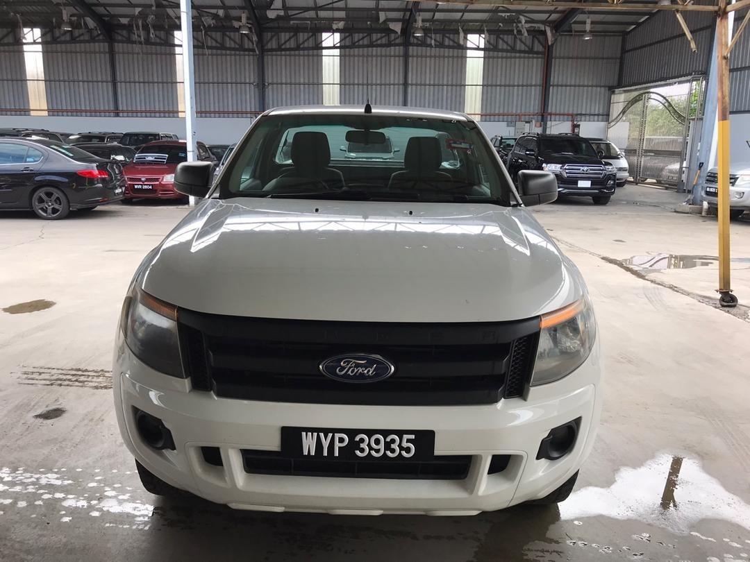 Ford Ranger 2013 single cab 2.2 cc