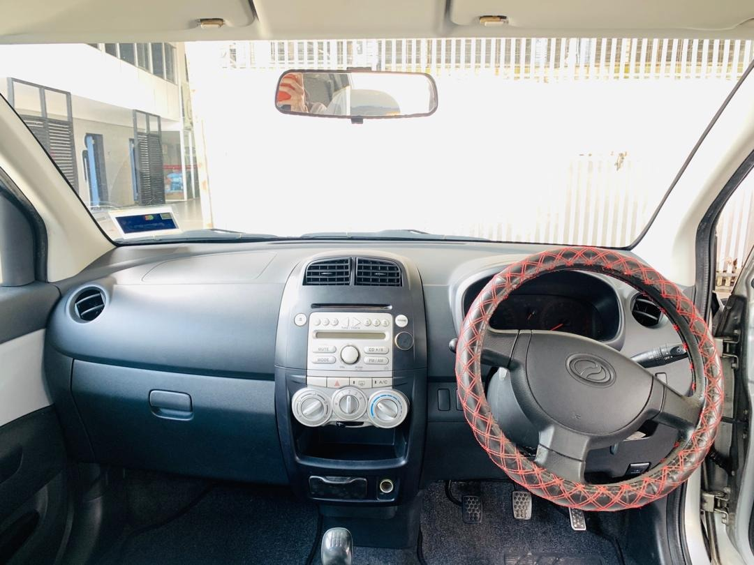 Perodua Myvi (M)
