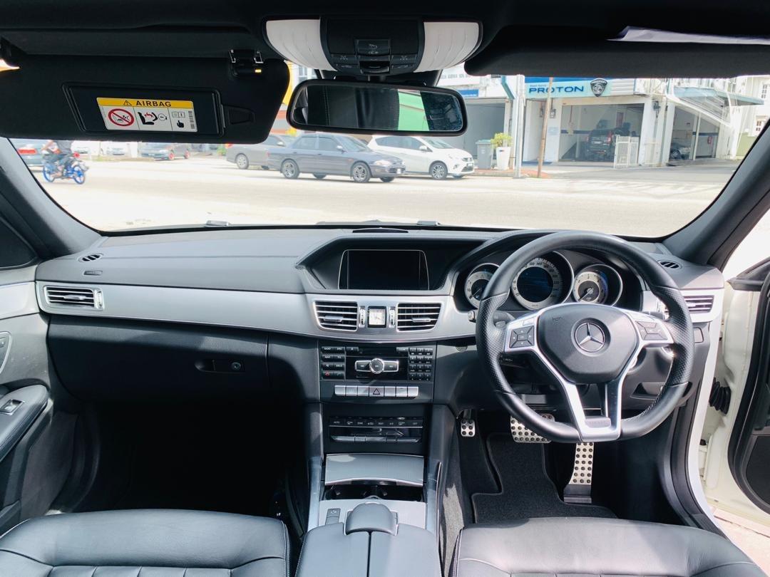 Mercedes E300
