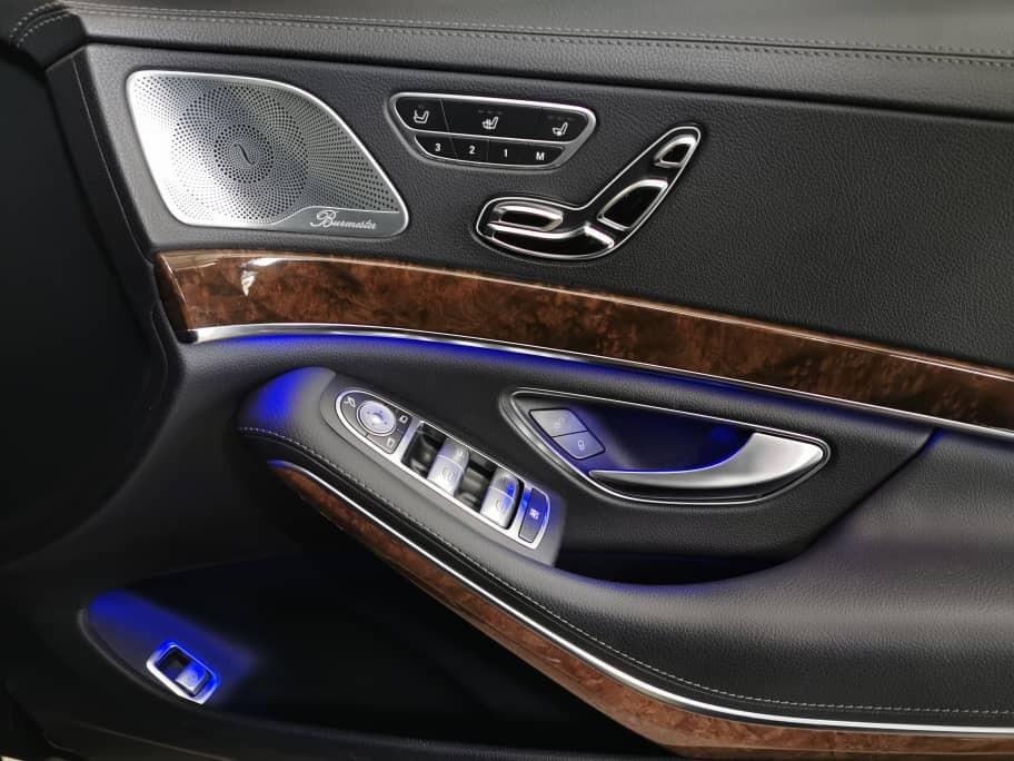 Mercedes Benz S400L Hybrid