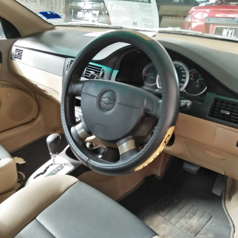 Chevrolet Optra 1.6 (A)
