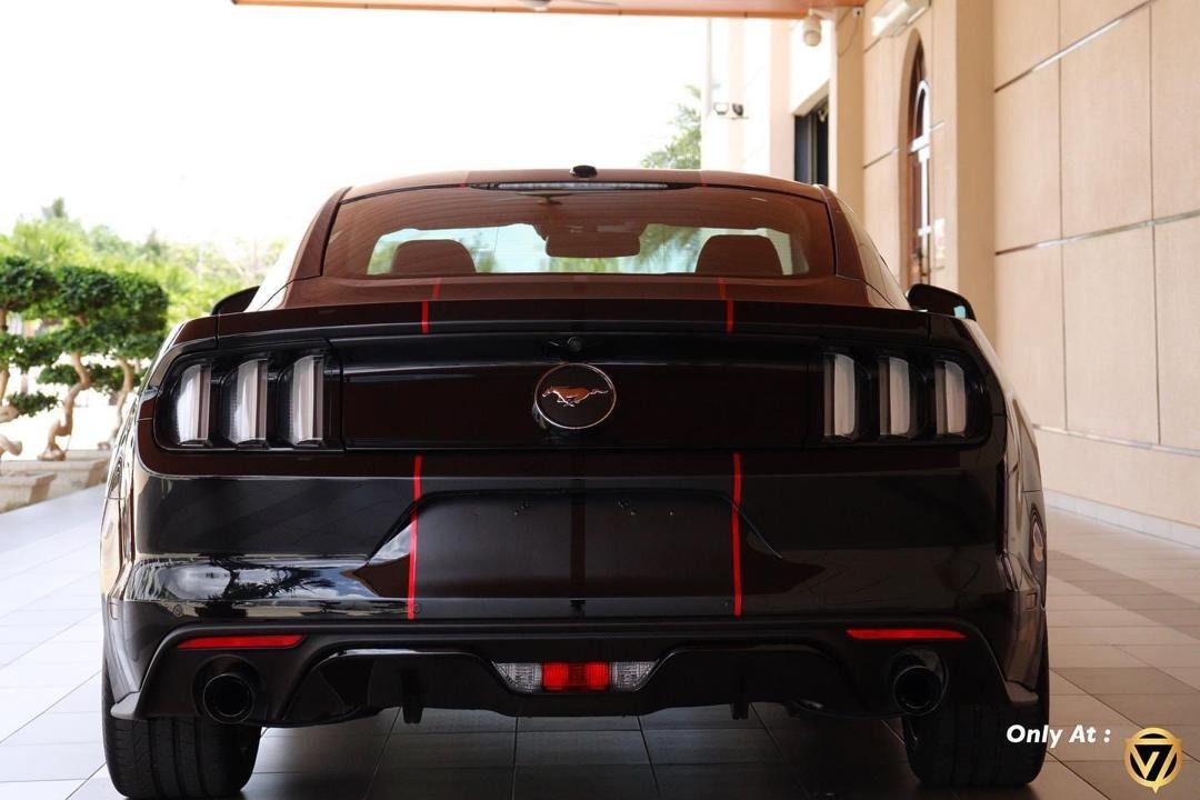 Ford Mustang 2.3cc
