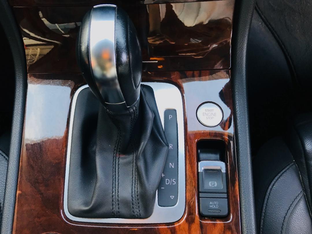 Volkswagen Touareg V6 FSI 3.6
