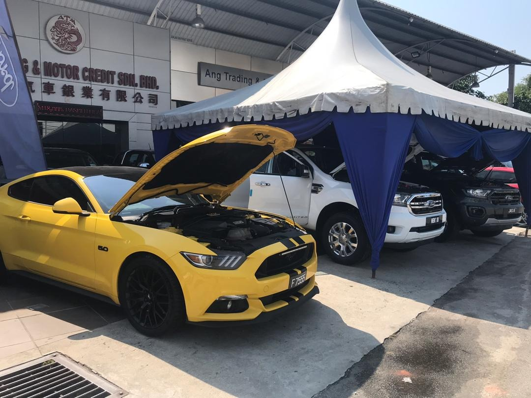 Ford Ranger Teh Tarik Day