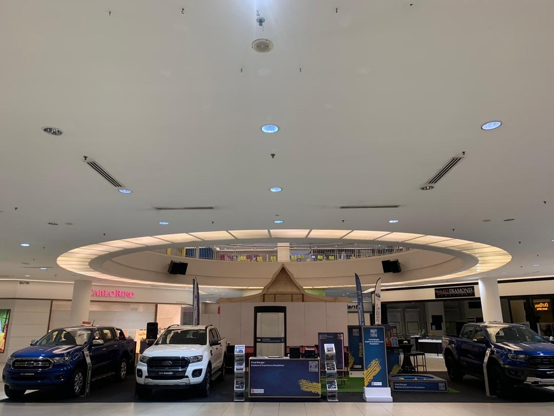 Ford roadshow