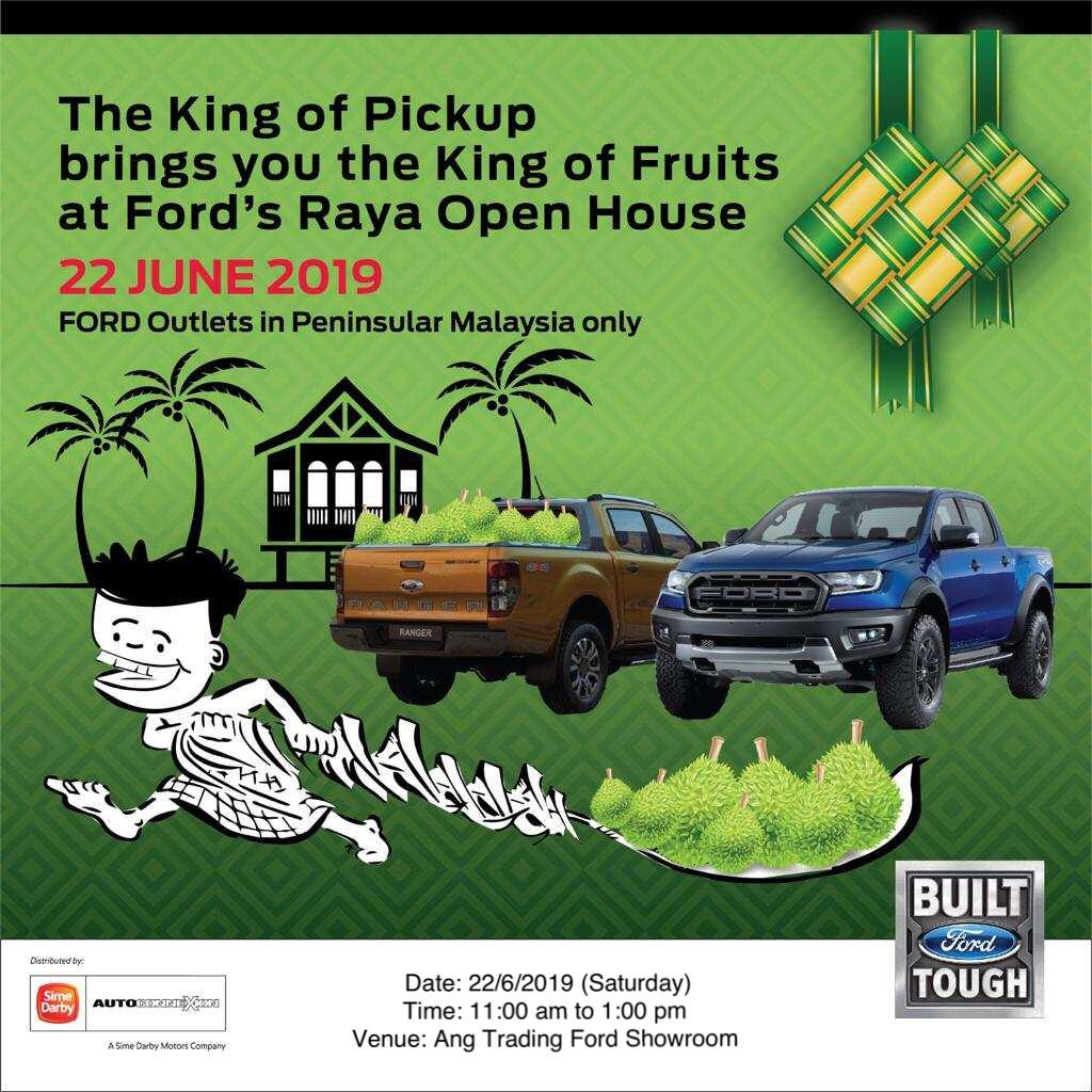 Ford's Raya Open House