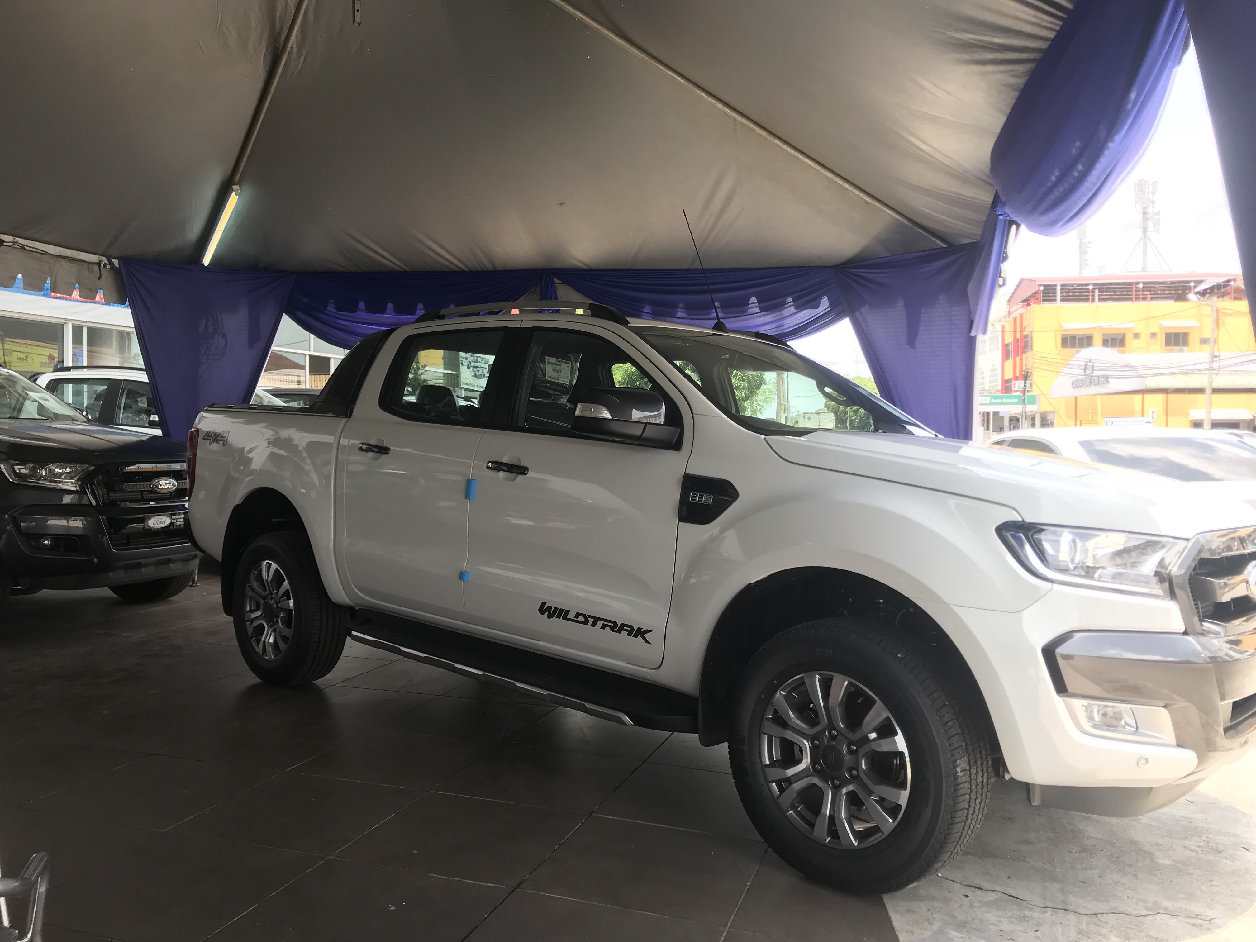 Launching All New Ford Ranger 2.2 Auto Wildtrack