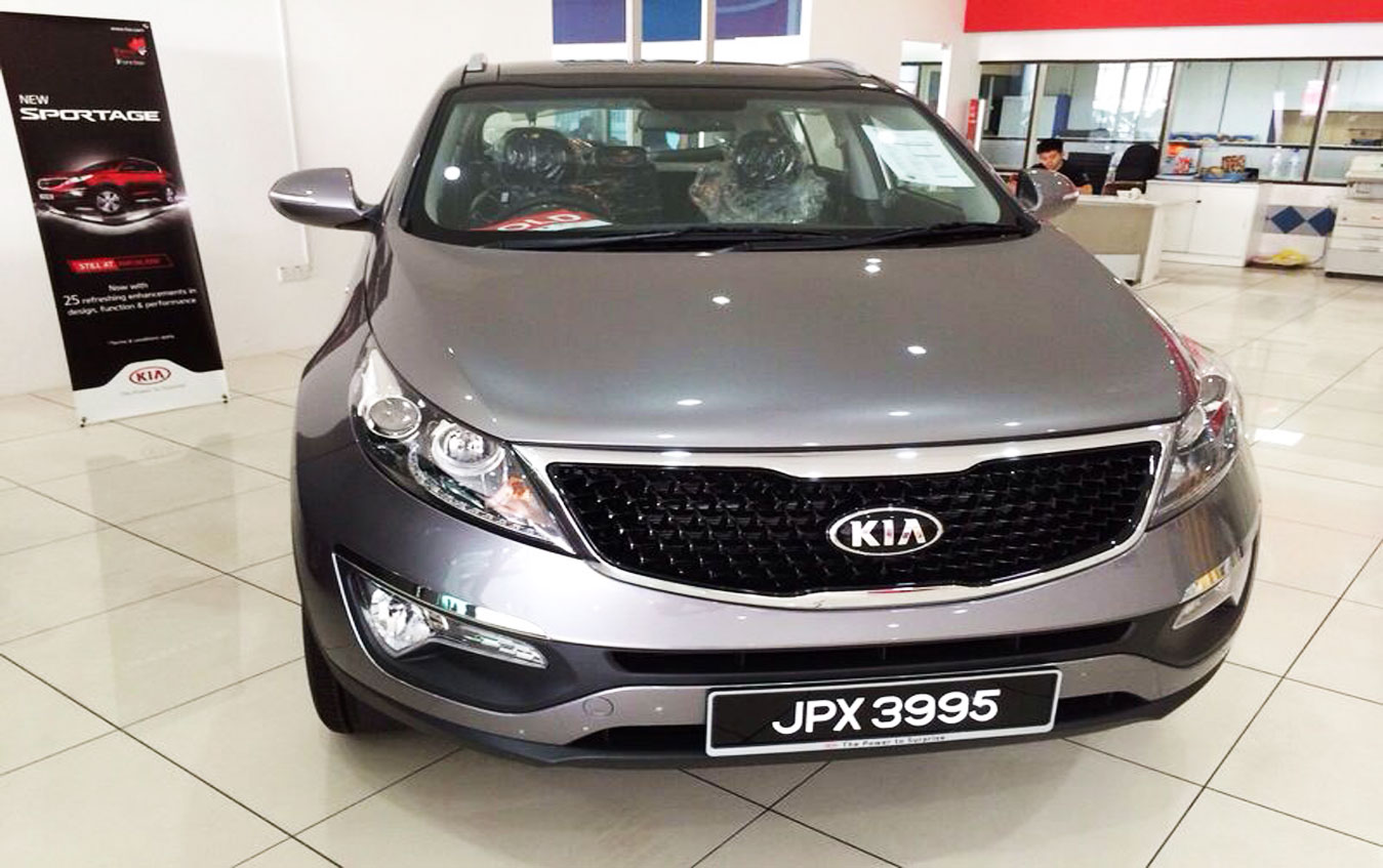 kIA SHOWROOM