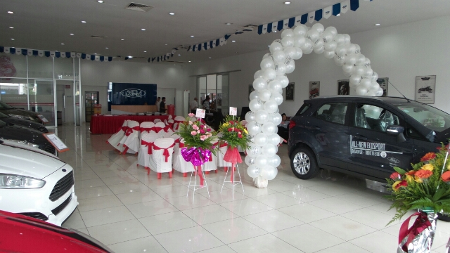 Launching of ALL NEW FORD EcoSport