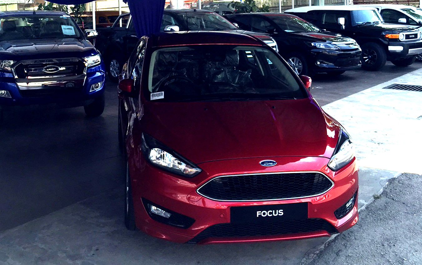 Launching All New Ford Focus