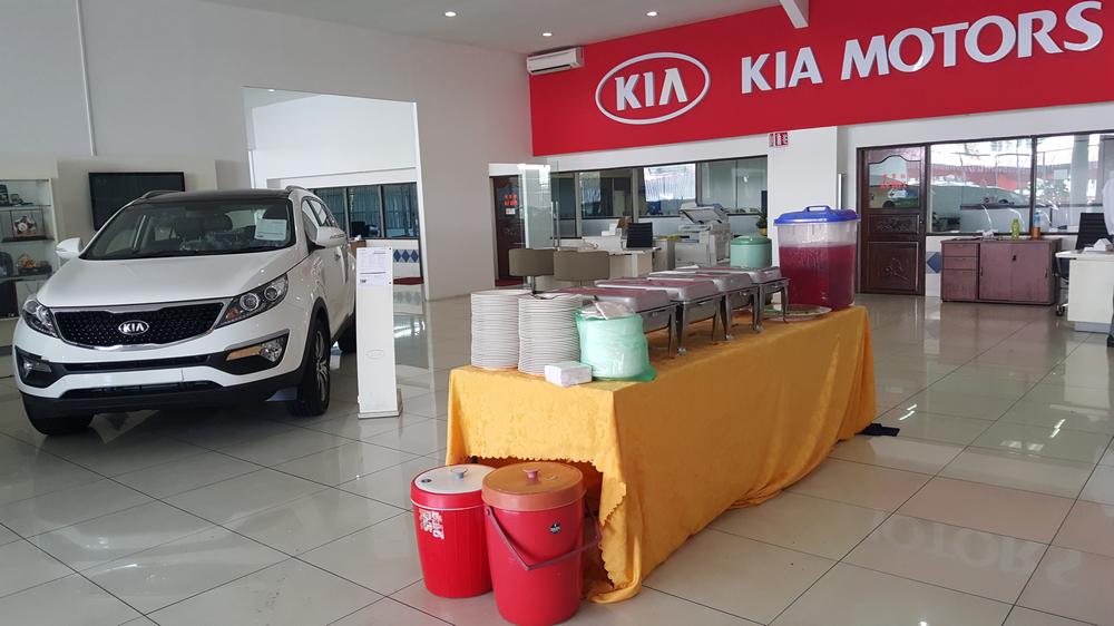 kia rio & kia cerato test drive event