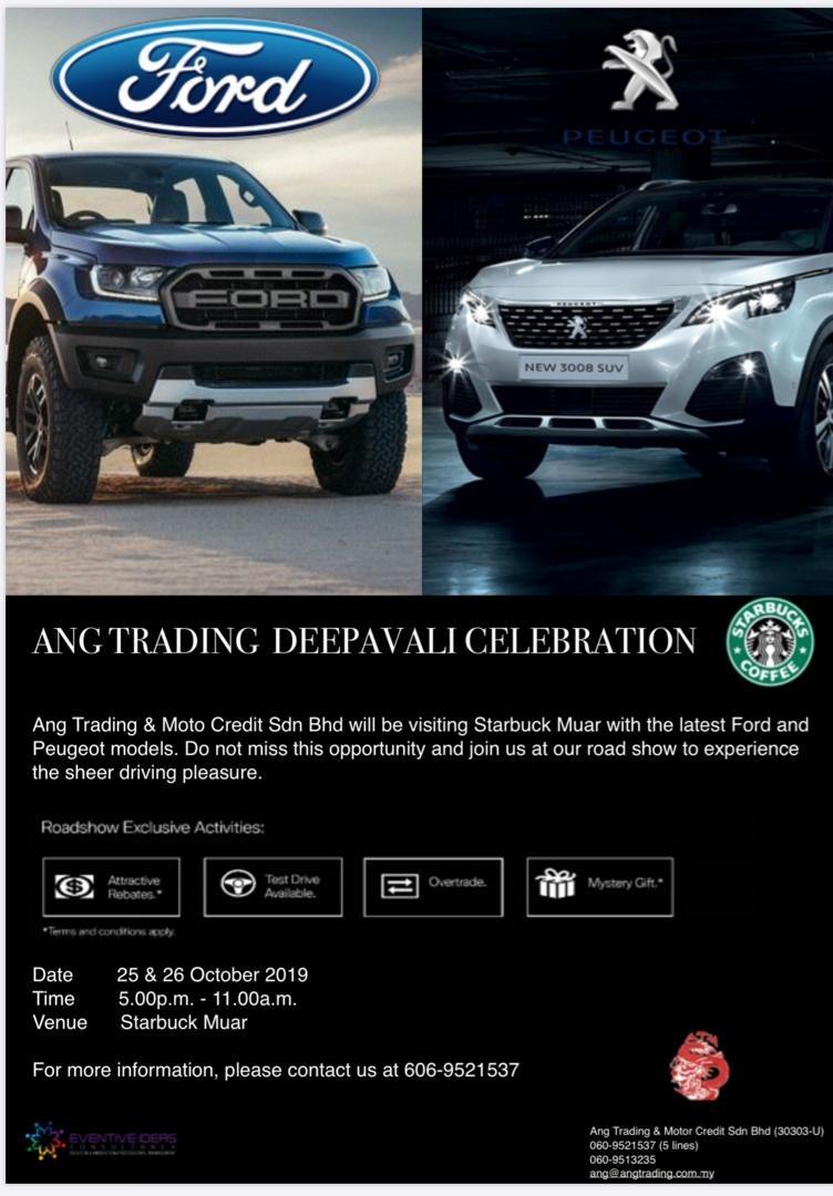 Ang Trading Deepavali Celebration